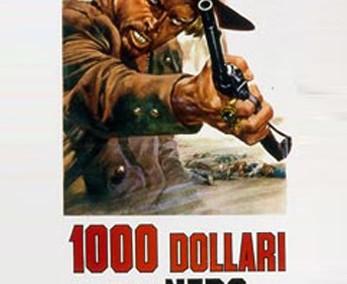 1000 DOLLARI SUL NERO