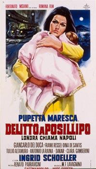 DELITTO A POSILLIPO (Londra chiama Napoli)