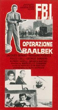 F.B.I. OPERAZIONE BAALBEK