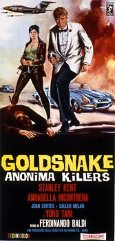 GOLDSNAKE ANONIMA KILLERS