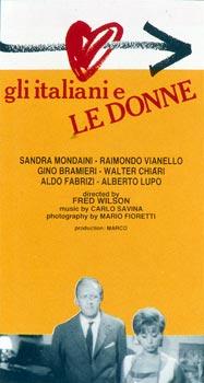 ITALIANI E LE DONNE (GLI)