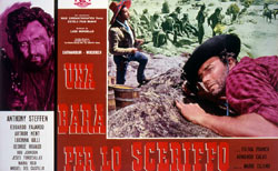 BARA PER LO SCERIFFO (UNA)