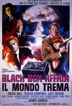 BLACK BOX AFFAIR, IL MONDO TREMA