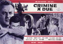 CRIMINE A DUE (La casa sulla fungaia)