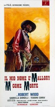 """MIO NOME E' MALLORY """"M"""" COME MORTE (IL)"""