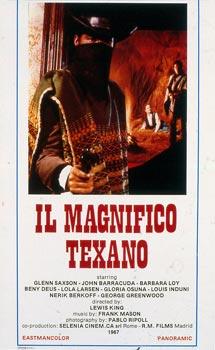 MAGNIFICO TEXANO (IL)