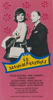 MASSAGGIATRICI (LE)