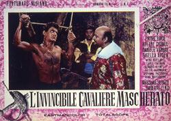INVINCIBILE CAVALIERE MASCHERATO (L')