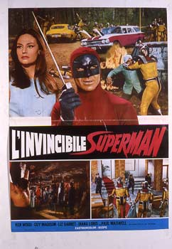 INVINCIBILE SUPERMAN (L') (Il re dei criminali)