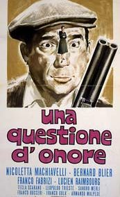 QUESTIONE D'ONORE (UNA)