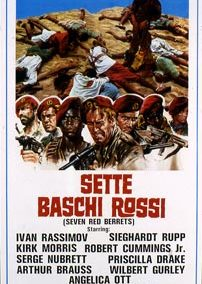 SETTE BASCHI ROSSI
