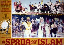 SPADA DELL'ISLAM (LA)