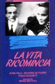 VITA RICOMINCIA (LA)
