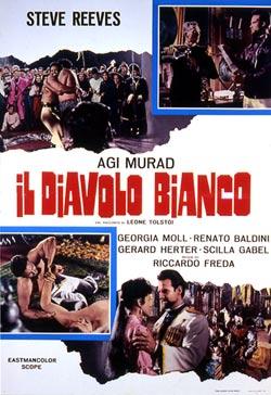 AGI MURAD, IL DIAVOLO BIANCO