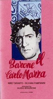 BARONE CARLO MAZZA (IL)