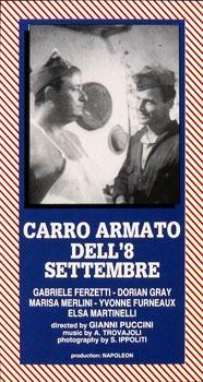 CARRO ARMATO DELL'8 SETTEMBRE (IL)