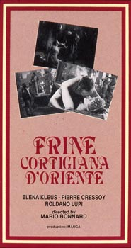 FRINE CORTIGIANA D'ORIENTE