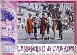 CAROSELLO DI CANZONI