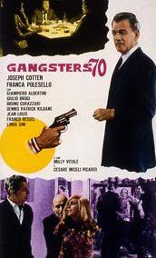 GANGSTERS '70 (Un giorno di fuoco)