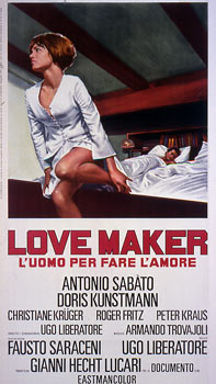 LOVEMAKER (L'uomo per fare l'amore)