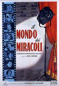 MONDO DEI MIRACOLI (IL)