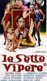 SETTE VIPERE (LE)