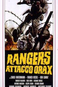 RANGERS ATTACCO ORA X