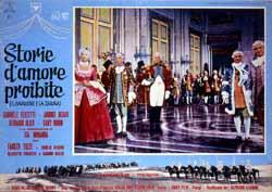 STORIE D'AMORE PROIBITE (Il Cavaliere e la Zarina)