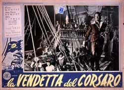 VENDETTA DEL CORSARO (LA)