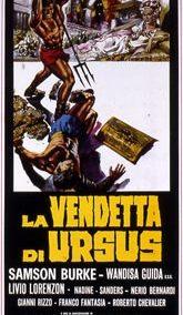 VENDETTA DI URSUS (LA)